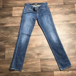 Lucky Brand Sweet & Straight Denim Jeans